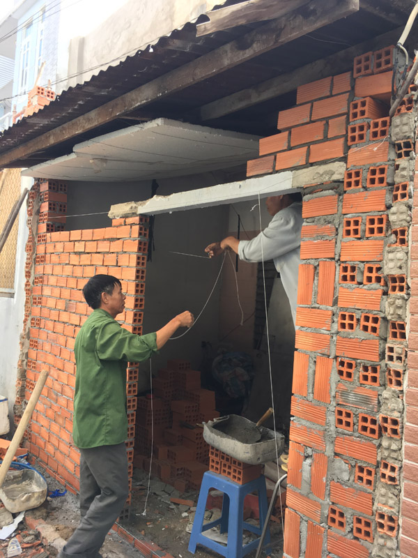 Các yếu tố quyết định chi phí sửa nhà cấp 4