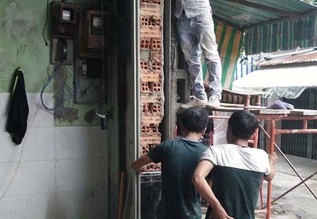 Những lưu ý khi sửa nhà cải tạo mặt tiền