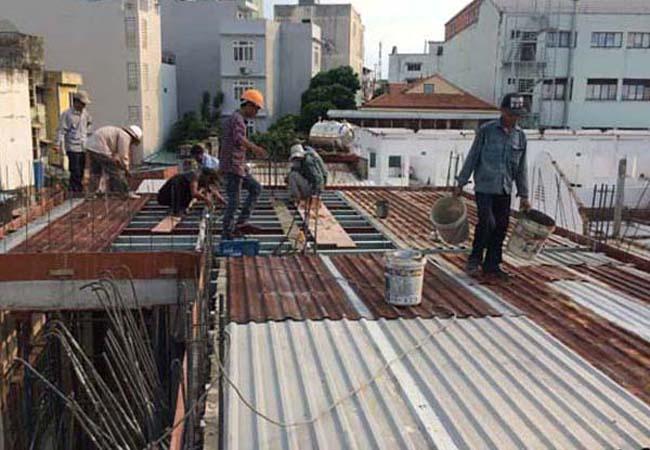Đơn giá xây nhà đúc giả 2021