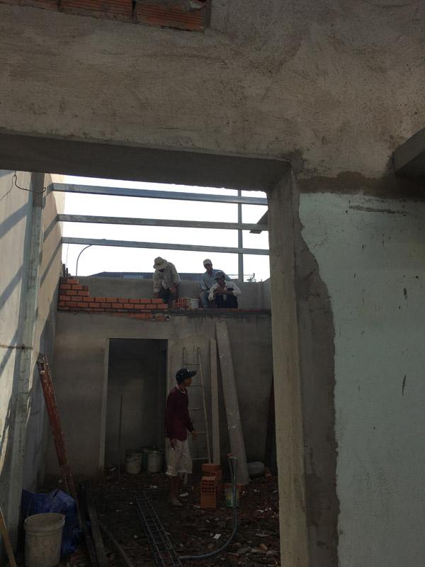 Sửa nhà cấp 4 thành nhà lầu