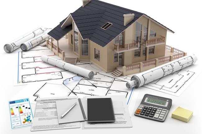 các bước khi xây dựng nhà
