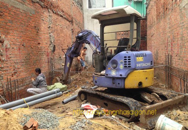 Xây dựng nhà Quận Tân Bình