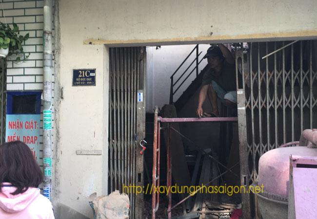 Sửa chữa nhà đúc giả Quận Tân Phú
