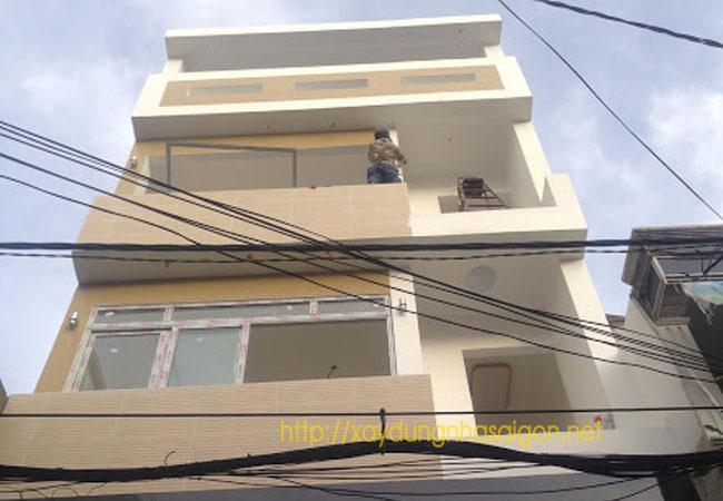 Xây dựng nhà phố trọn gói Quận Gò Vấp