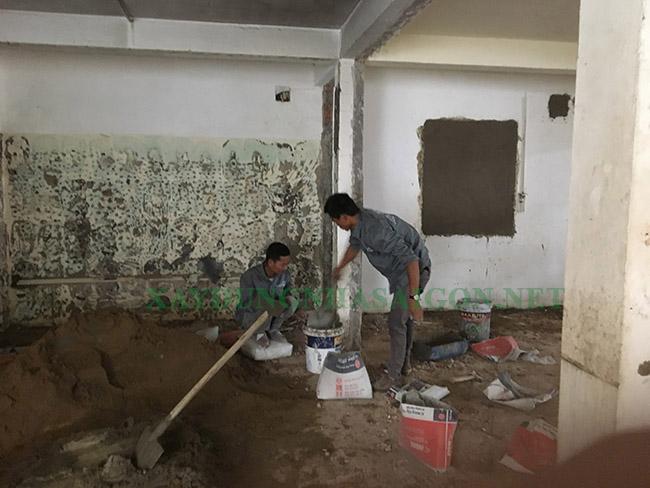 Dịch vụ sửa chữa nhà quận 8