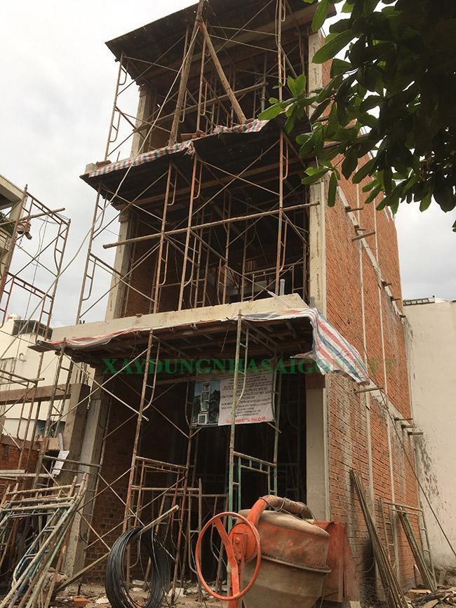 Công ty xây dựng nhà Sài Gòn - xây nhà bằng cả trái tim