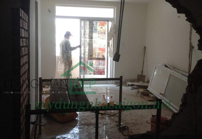 Thủ tục xin giấy phép sửa nhà