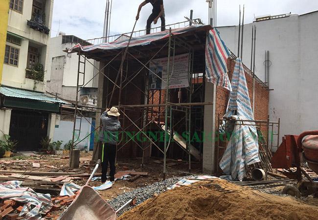 Đơn giá xây nhà trọn gói 2021