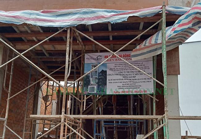Báo giá xây nhà năm 2021 tại TPHCM