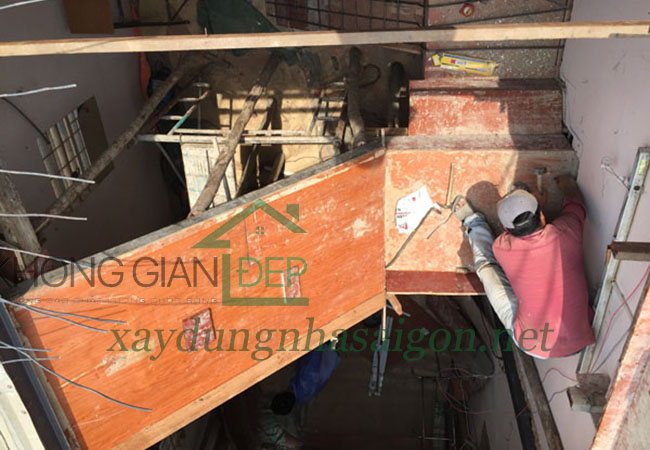 Sửa nhà nâng tầng - Xây Dựng Không Gian đẹp uy tín, chuyên nghiệp