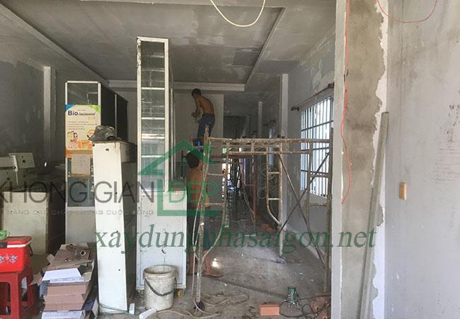 Sửa chữa nhà Huyện Hóc Môn - Anh Minh
