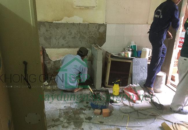 Dịch vụ sửa chữa nhà nhỏ