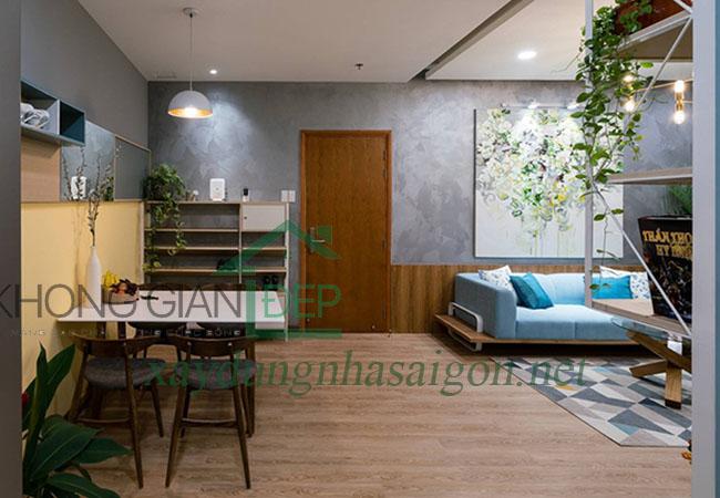 Mẫu thiết kế nội thất đẹp – Thiết kế nội thất chung cư