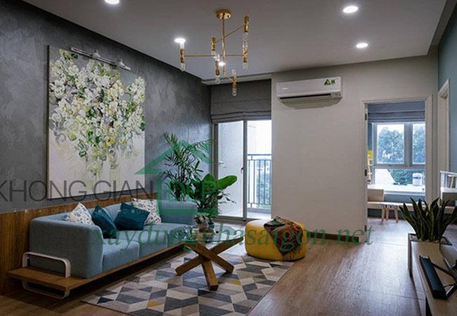 Mẫu thiết kế kiến trúc căn hộ mới nhất năm 2020