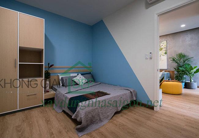 Mẫu thiết kế nội thất đẹp - Thiết kế nội thất chung cư